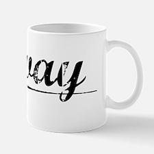Poway, Vintage Mug