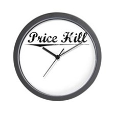 Price Hill, Vintage Wall Clock