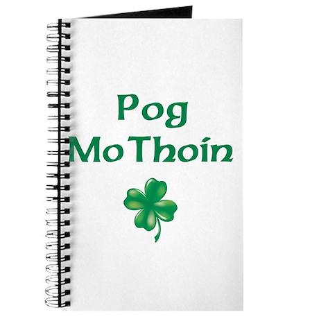 POG MO THOIN (KISS MY A**) Journal