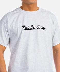 Put-In-Bay, Vintage T-Shirt