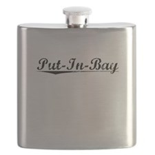 Put-In-Bay, Vintage Flask