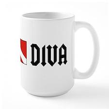 Dive Diva Mug