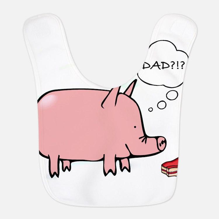 Dad Bacon Bib