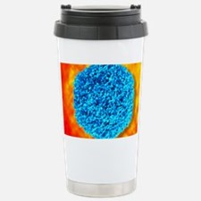 Rhinovirus Stainless Steel Travel Mug