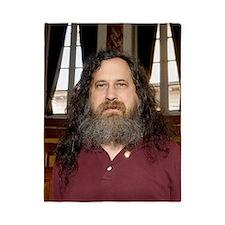 Richard Stallman, software developer Twin Duvet
