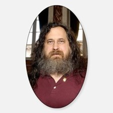 Richard Stallman, software develope Decal