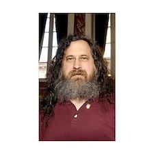 Richard Stallman, software dev Decal