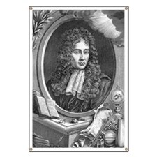 Robert Boyle, Anglo-Irish chemist Banner