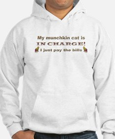 Munchkin in Charge Hoodie