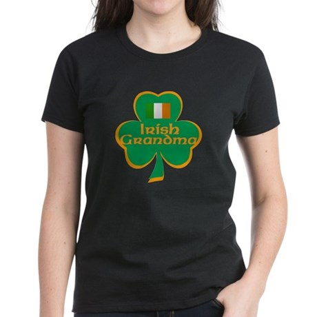 Irish Grandma Women's Dark T-Shirt