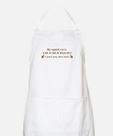 Ragdoll in Charge BBQ Apron