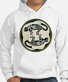 MIMBRES MOUNTAIN LION BOWL DESIGN Hoodie