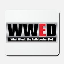 WW the Entlebucher D Mousepad
