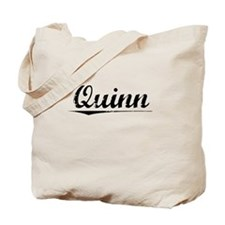 Quinn, Vintage Tote Bag