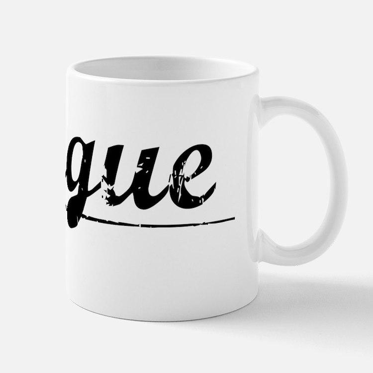 Quogue, Vintage Mug