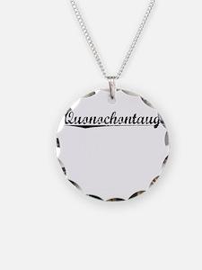 Quonochontaug, Vintage Necklace