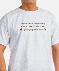 Tortie in Charge T-Shirt