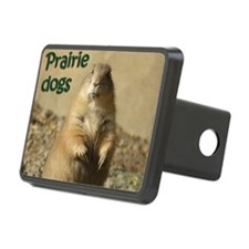 Prairie Dogs Hitch Cover