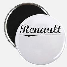 Renault, Vintage Magnet