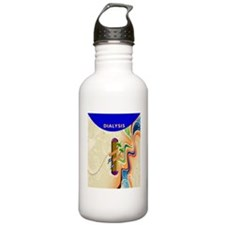 DIALYSIS CP IPHONE CAS Water Bottle