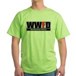 WW the Field D Green T-Shirt