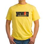 WW the Field D Yellow T-Shirt