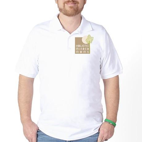First Tree and Moon logo Golf Shirt