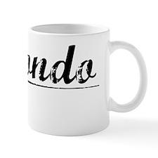 Redondo, Vintage Mug