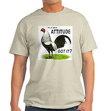 Attitude Game Bantam T-Shirt