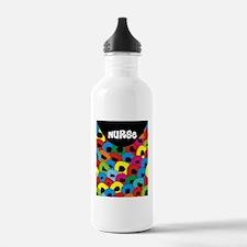 cp nurse iphone case w Water Bottle