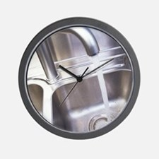 Running water Wall Clock