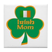Irish Mom Tile Coaster