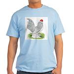 Self Blue Rooster Light T-Shirt