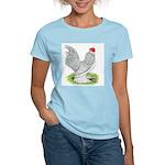 Self Blue Rooster Women's Light T-Shirt