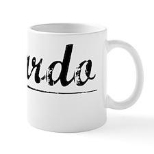 Ricardo, Vintage Mug