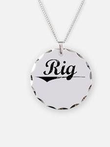 Rig, Vintage Necklace