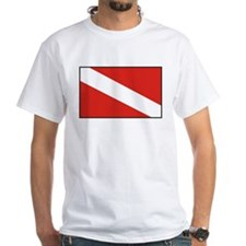 Diver Down Flag Shirt