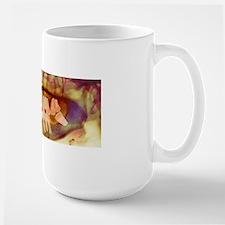 Root-canal treatment, dental X-ray Mug