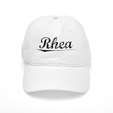 Rhea, Vintage Baseball Cap