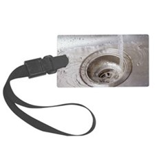 Running water Luggage Tag
