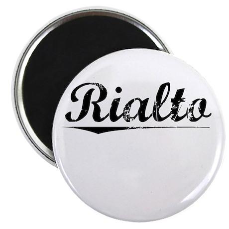 Rialto, Vintage Magnet