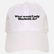 Lady Macbeth Baseball Baseball Cap