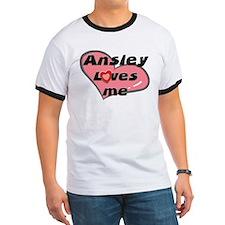 ansley loves me T