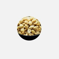 Salted peanuts Mini Button