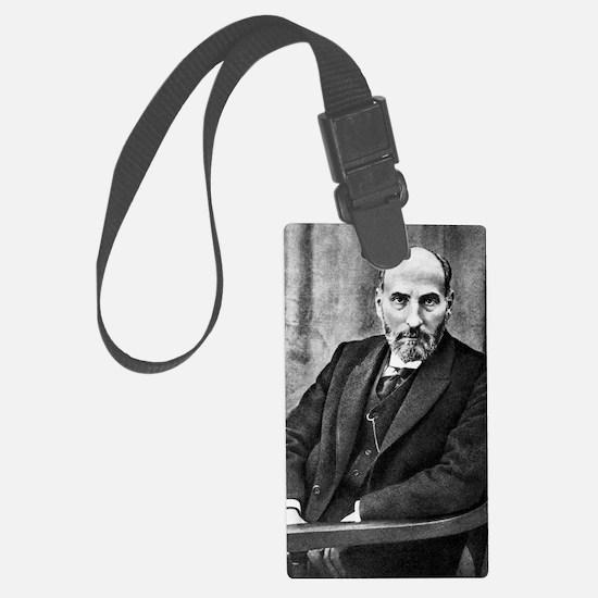 Santiago Ramon y Cajal, histolog Luggage Tag