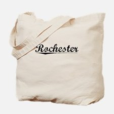Rochester, Vintage Tote Bag