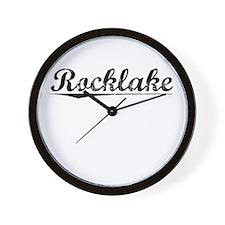 Rocklake, Vintage Wall Clock