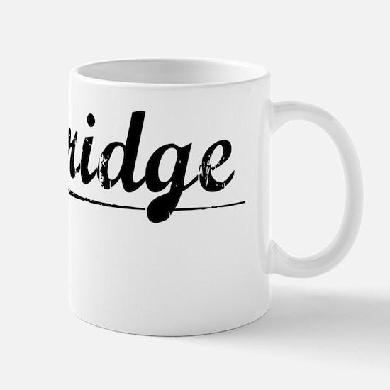 Rockridge, Vintage Mug