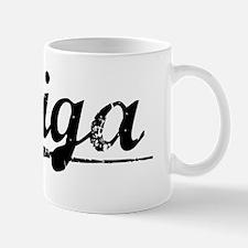 Riga, Vintage Mug