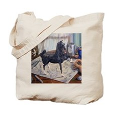 Hackney Pony Tote Bag